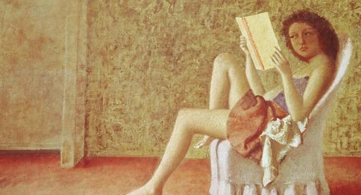 Balthus katia reading