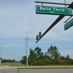 Florida Hospital has a contract on 4 acres at the southwest corner of Matanzas Woods Parkway and Belle Terre Parkway, land owned by Palm Coast's First United Methodist Church. (c FlaglerLive)