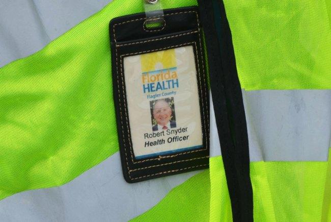 bob snyder health officer