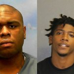 Alexander Brown, left, now serving 10 years in state prison, and Isaiah Johnson.