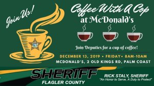 coffee with a cop flagler