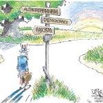 crossroads, John Darkow, Columbia Missourian