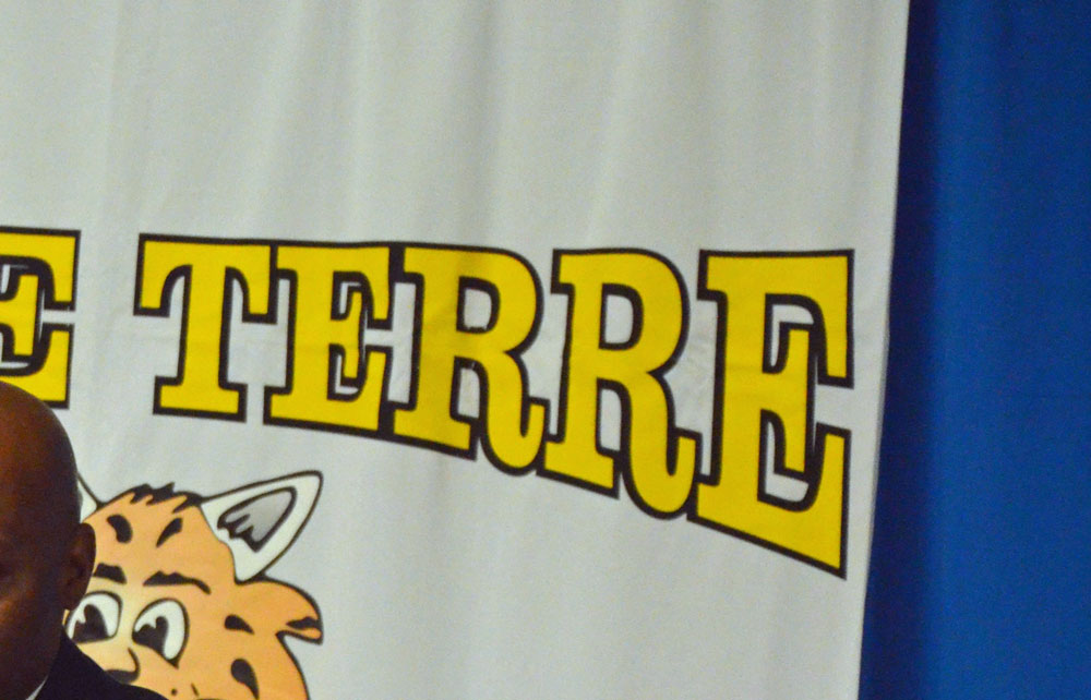 Looking past the Terence Culver era at Belle Terre Elementary. (© FlaglerLive)
