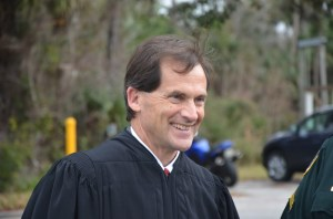 Circuit Court Judge Dennis Craig was elected in 2010. (© FlaglerLive)