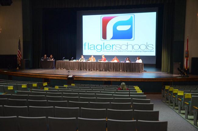 flagler schools standardized testing 2018
