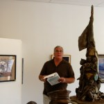 flagler county art league sheriff don fleming 911 heros call show