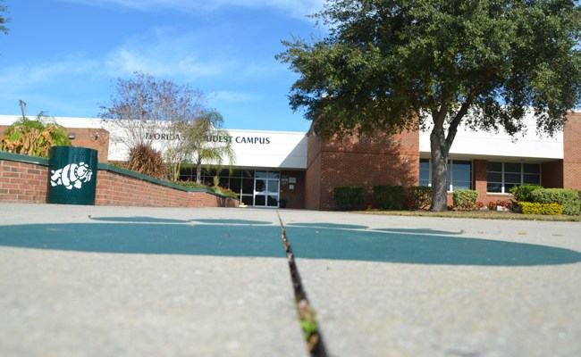 FPC's diversity is not under threat despite isolated incidents, officials say. (© FlaglerLive)