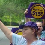 grand oaks rehab strike consulate care