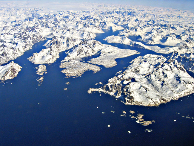Today is Greenland National Day. Enjoy it while  Greenland lasts. (Stig Nygaard)
