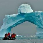 antarctica ice sheet jeopardized