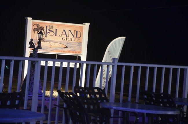 island grille flagler beach
