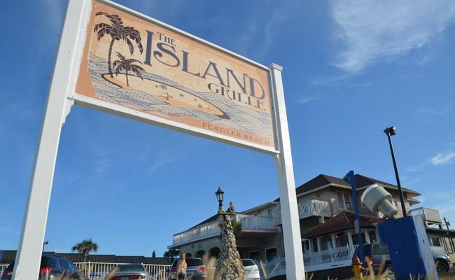 island grille restaurant flagler beach