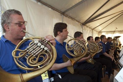 Big brass, Jacksonville Symphony style.