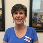 Jill Woolbright. (© FlaglerLive) school board