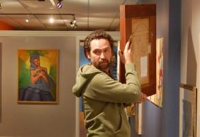 JJ Graham, anchoring art. (© FlaglerLive)