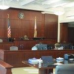 Every defendant a Josef K. (© FlaglerLive)