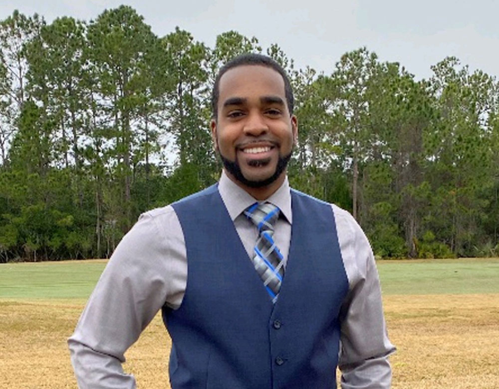 Nealon Joseph, a Bunnell resident and county planner with emergency management, was required to withdraw his application for appointment to the Bunnell City Commission. (© FlaglerLive)
