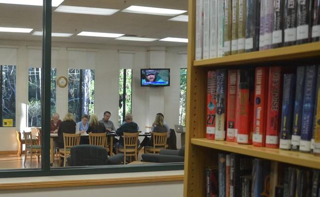 flagler library board