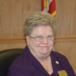 Mary DiStefano when she was a member of the Palm Coast City Council. (© FlaglerLive)