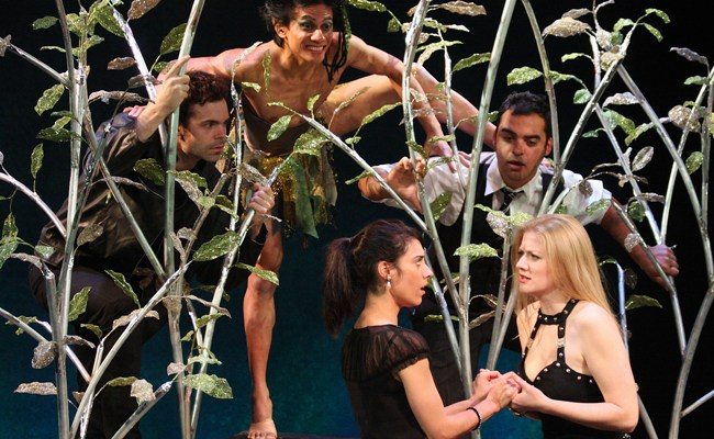 Orlando Shakespeare Theater's production of 'A Midsummer Night's Dream'