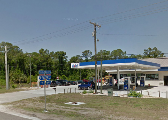 The shooting took place around 10 p.m. Thursday evening at one of Palm Coast's most recognizable gas stations.