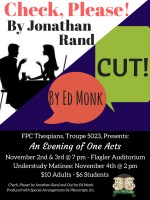 one acts fpc thespians