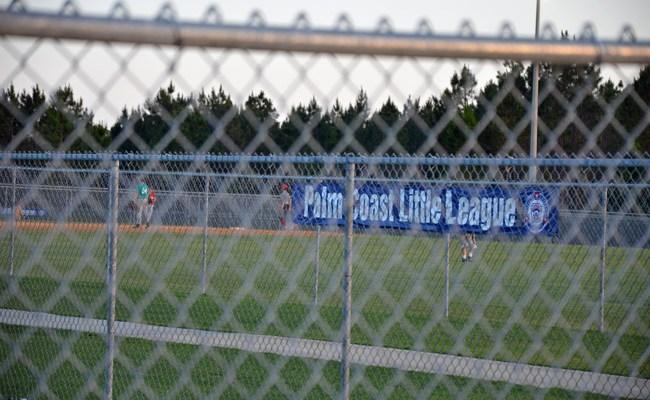 palm coast little league contract