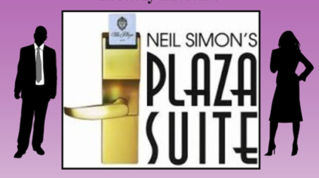 Neil Simon's 'Plaza Suite' opens at the Flagler Playhouse tonight. See details below.