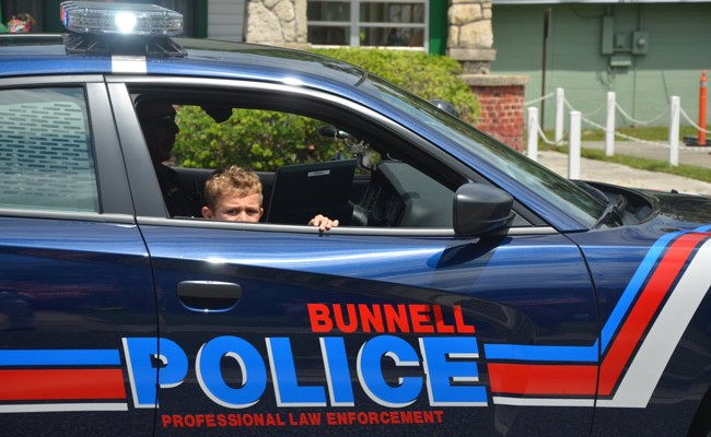 bunnell police department