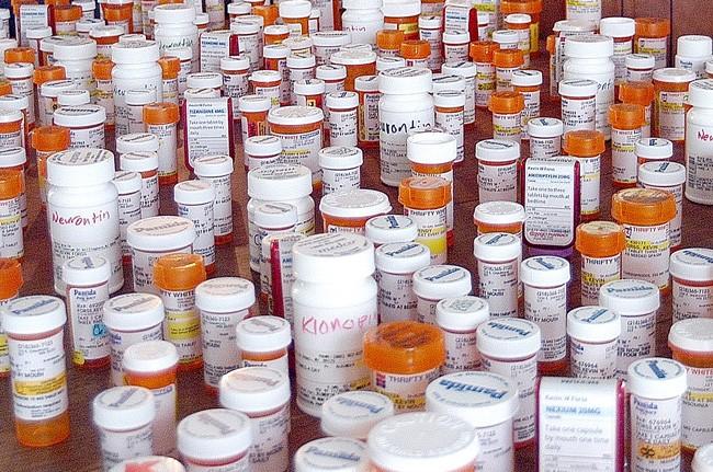 prescription drugs take-back