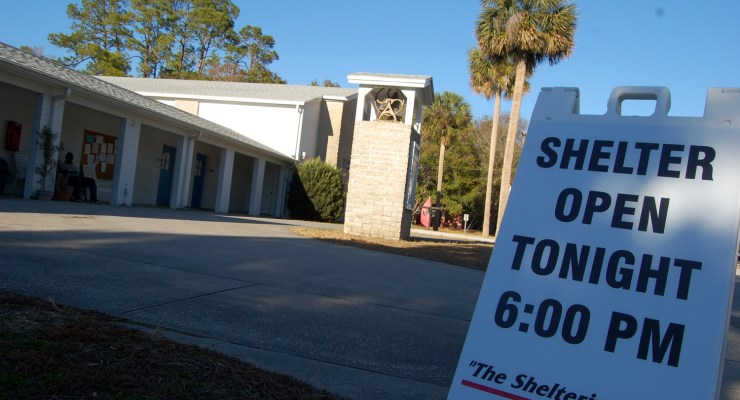 the sheltering tree flagler county homeless shelter bunnell united methodist church