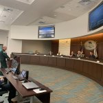 The sheriff's appearance before the Palm Coast City Council this morning. (Palm Coast)