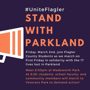 stand with parkland march