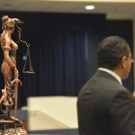Raul Zambrano, the seventh circuit's chief judge, will see a new judge appointed to county court in Flagler by year's end, but will not have a say about the appointment. At least not officially. (© FlaglerLive)