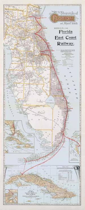 Florida East Coast Railway Products Florida East Coast