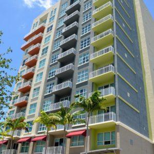 Nola Lofts in Downtown Fort Lauderdale in Flagler Village