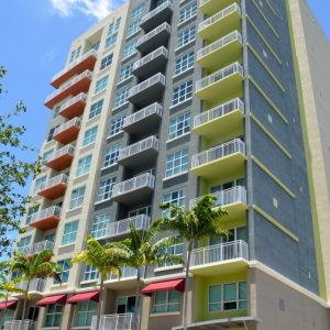 Nola Lofts in Downtown Fort Lauderdale in Flagler Village
