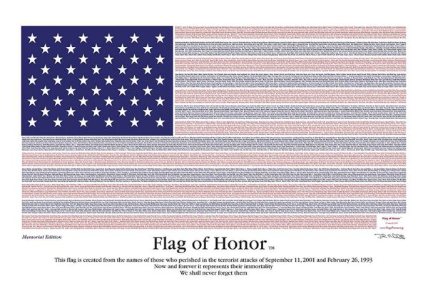 Flag of Honor Memorial Edition