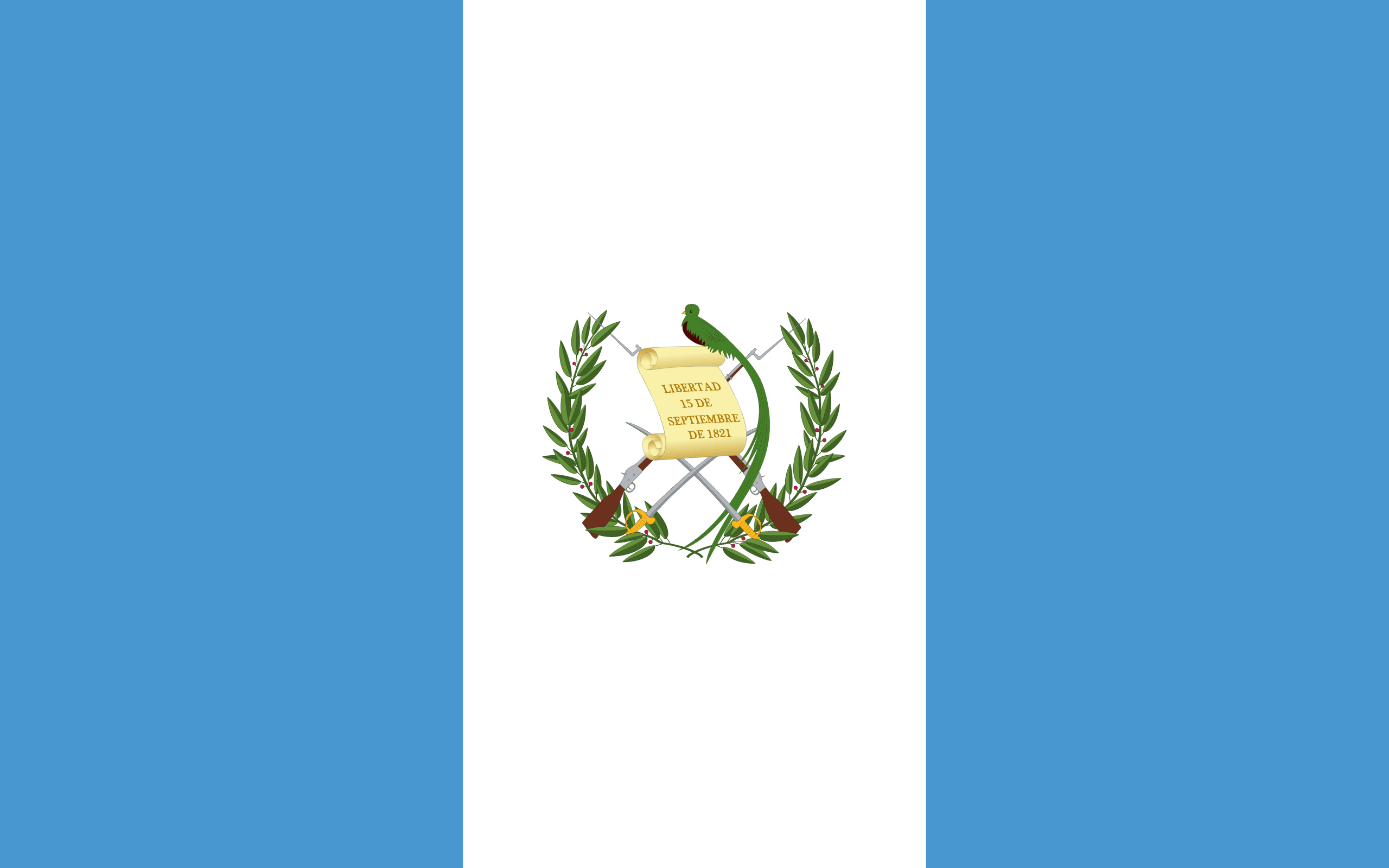 guatemala flags of the