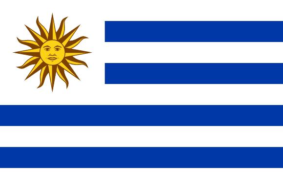 Resultado de imagen de uruguay bandera