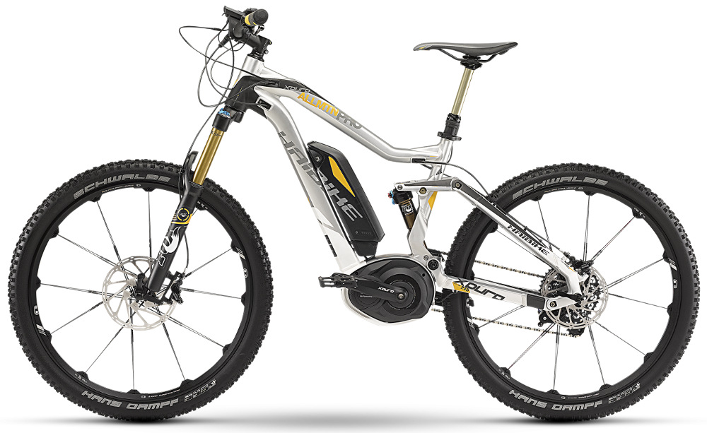 US Forest Service and Bureau of Land Management E-Bike