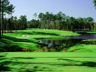 TPC of Myrtle Beach, one of the many courses that plays host to the World Amateur Handicap Championship