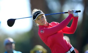 Brooke Henderson loves to hit her driver and she won't be shy about using it this week at Sahalee