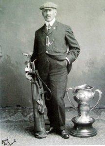 George S. Lyon, 1904 Olympic Champion