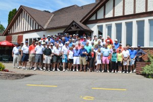 The field at the 48th Links of Friendship Tournament (Photo: Joe McLean)