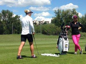 Photo: Golf Canada Calgary (Twitter), July 19, 2016