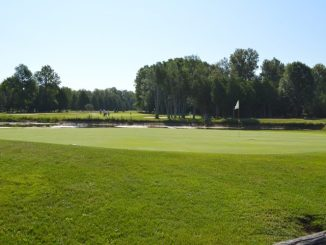 Lombard Glen, View Back From 7th Green (Photo: Joe McLean)