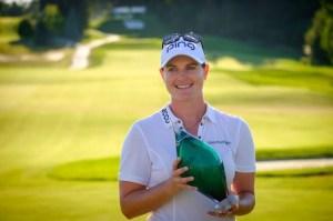 Caroline Masson wins the 2016 Manulife LPGA Classic (Photo: Manulife LPGA Classic)