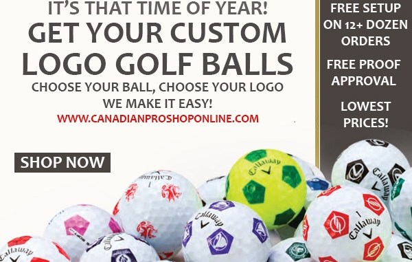 9facf9c6379d Get Your Custom Logo Golf Balls at CanadianProShopOnline.com ...