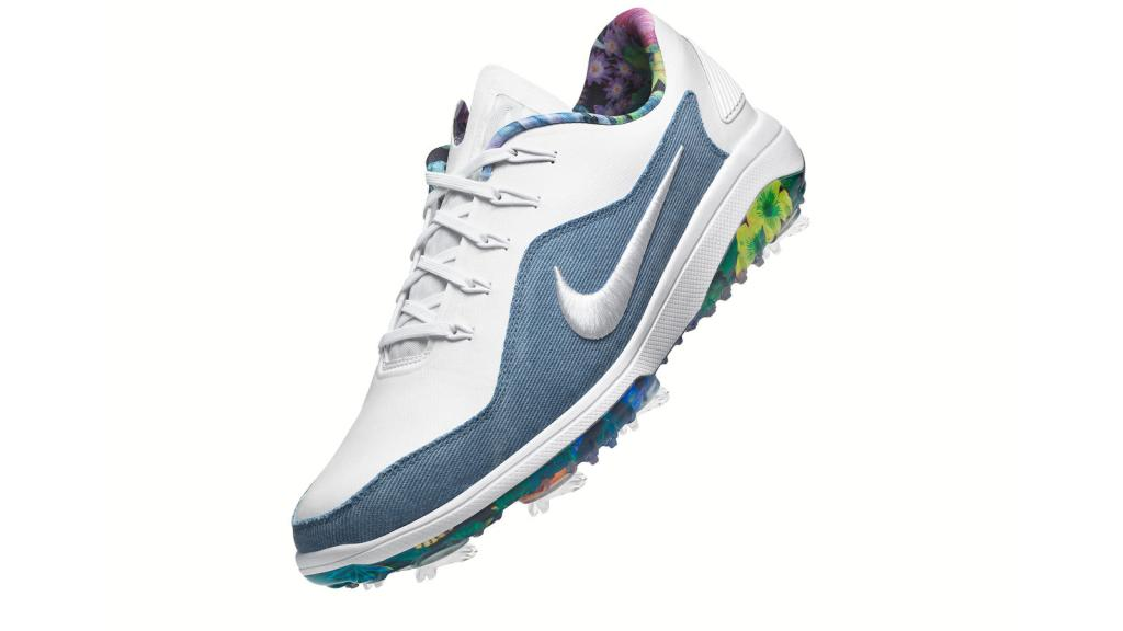 """2172d9e04b2 The Nike Golf """"No Denim Allowed"""" pack was released June 10 on nike.com with  The Air Jordan XI Low Golf model released today, June 14."""